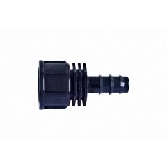 Адаптер для капельной трубки 16 мм с внутренней резьбой 1/2 AD 7213