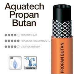 Шланг газовый Aquatech Propan-Butan WPB 9x3x50