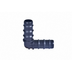 Соединение угловое для капельной трубки Dn16 AD 7229