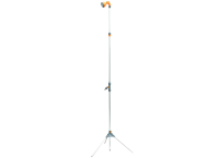 Душ телескопический с треногой